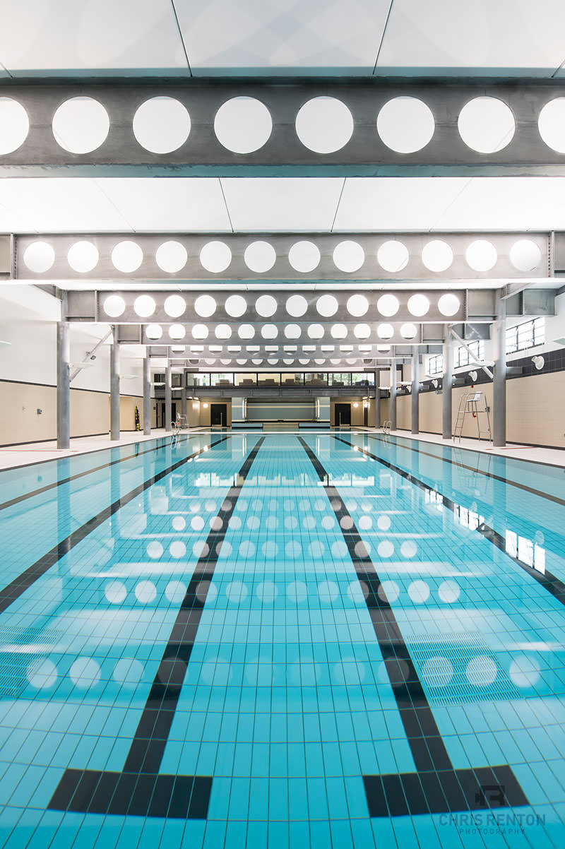 Poplar Baths London swimming pool